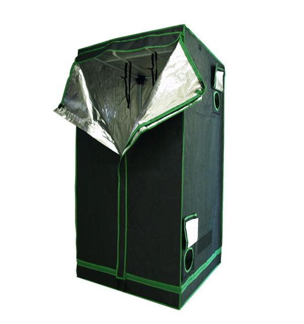 Chambre de culture mylar florabox 1er prix 80x80x160 99 for Chambre de culture