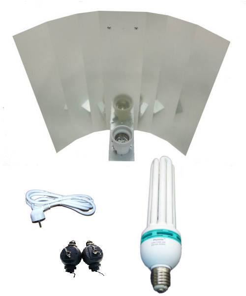 Kit eco 150w floraison 49 41 growshop materiel de for Materiel culture interieur