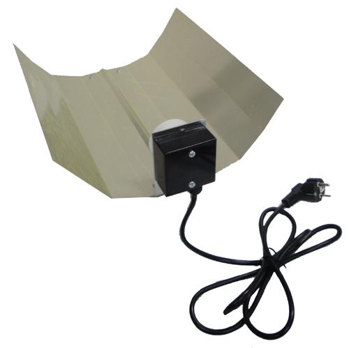 reflecteur cfl plasma light lampe eco c bl 2m 23 85 growshop mater. Black Bedroom Furniture Sets. Home Design Ideas