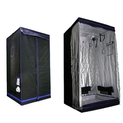 chambre de culture silverbox one 120x120x200 111 75 growshop materi. Black Bedroom Furniture Sets. Home Design Ideas