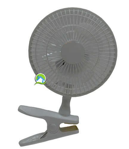 Ventilateur clips 15cm 14 40 growshop materiel de - Ventilateur chambre de culture ...