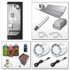 Kit Complet 150W Box Mylar 60x60x160 Hydroponique