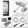 Kit Complet 150W Box Mylar 60x60x160 Terre BIOBIZZ