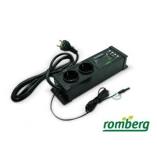 romberg hortiswitch thermostat digital avec minuterie et sonde 69 90. Black Bedroom Furniture Sets. Home Design Ideas
